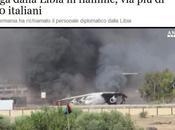 Libia brucia oggi…