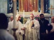 morto Cardinal Francesco Marchisano, Presidente emerito della Pontificia Commissione Beni Culturali, ricordo pubblicando alcune foto inaugurazione Cappella Gesù Nazareno realizzata nella Basilica romana C...