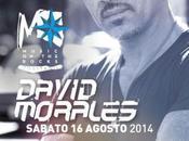 16/8 David Morales Music Rocks Positano (Sa)