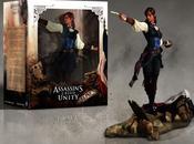 Assassin's Creed Unity, l'action figure Elise, immagini artwork