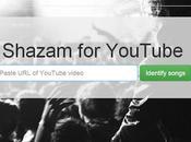 Audentifi: Shazam Youtube