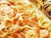 Pasta fatta casa: Tagliatelle prosciutto dell' Artusi
