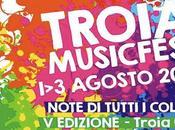 MONTI DAUNI Puglia parte Troia Music Fest (1-3 agosto) Roberta Carrieri, Daniele Ronda, Eneri molti altri