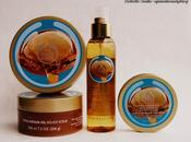 Body Shop Linea all'olio Argan, prodotti provato!