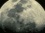 maree hanno scolpito Luna