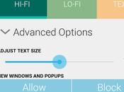 Atlas Browser: novità riuscita Android