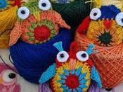 Gufo all'uncinetto crochet tutorial