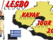 Lesbo Kayak Tour 2014