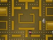 Scappa fantasmi all'interno labirinto Kapman.