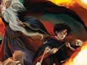 nuove copertine libri Harry Potter Parte