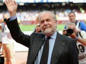 """Napoli, Laurentiis: settore dello stadio dedicato Ciro Esposito"""""""