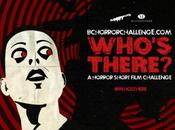 Ingredienti buon horror Who's there? Horror Short Film Challenge