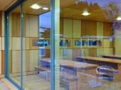 Straw Bale Cafè: innovazione sperimentazione legno paglia