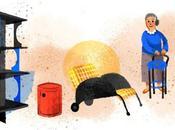 doodle Google oggi Anna Castelli Ferrieri