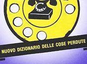 Recensione Nuovo dizionario delle cose perdute Francesco Guccini