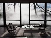 Vetro nebbia. Un'installazione Fujiko Nakaya