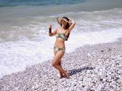 Outfit Camo Flowers bikini