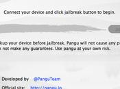 Pangu, noto Tool eseguire jailbreak, raggiunge versione