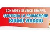 Buono Viaggio Moby: promozione estesa fino agosto