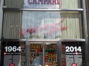 Campari Camparino: Inaugurano nuovo Temporary Exhibit