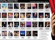 Teatro Coccia, stagione 2014/15: grandi nomi, titoli