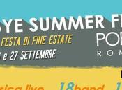 Goodbye Summer Festival