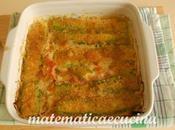 Torta Zucchine Prosciutto cotto Mozzarella