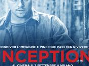 festeggiare Leonardo DiCaprio Inception ritorna cinema