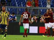 Amichevoli: Roma Verona pareggiano contro Fenerbahçe Shakhtar