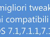 migliori tweak temi compatibili 7.1.2 |Video|