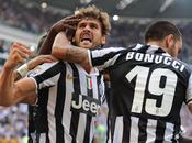Oggi alle consueto test famiglia Juventus A-Juventus Villar Perosa Sky)