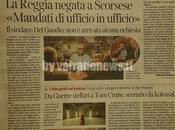 Corriere Mezzogiorno cancella bufala sulla Reggia Caserta Scorsese