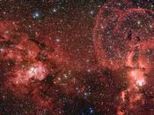 Nubi polveri nascondono giovani stelle