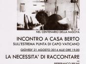 Giovedì Agosto nello scenario Capo Vaticano Casa Berto necessità raccontare raccontando Giuseppe