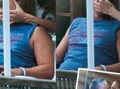 Marica Eros Ramazzotti vacanza: spulcia punti neri peli #veroamore