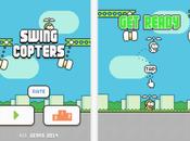 sviluppatore Flappy Bird rilascia nuovo gioco: Swing Copters