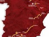 Vuelta España 2014: percorso partenti