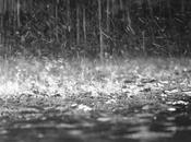 Tutta poca acqua potabile mondo un'animazione studio delle precipitazioni
