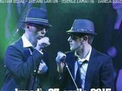 Blues Brothers Show Regia Andrea Colloredo Teatro della Luna Assago (MI) aprile 2015.