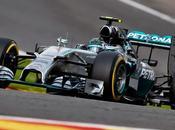 Belgio Qualifiche Doppietta Mercedes, terzo Vettel.