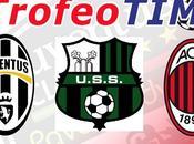 Juventus Milan aprirà Trofeo Tim: andiamo vedere formazioni ufficiali delle squadre