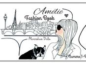 Book Fashion Amèlie MONNALISA DOLLS Sabrina Sanseverino)
