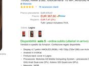 Motorola Moto cover legno disponibile Italia Amazon euro