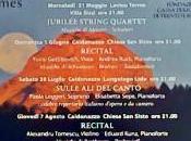 """Agosto Trentino: XVII edizione della rassegna """"Incontri Internazionali Musica Mezza Estate"""""""