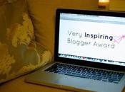 Very Inspiring Blogger Award: Curiosità (Mai Rivelate)