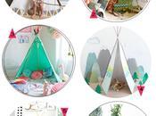 tenda indiana: modi costruirsi tepee