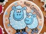 Ecco torta Compleanno Giulia ovvero Milk Sponge Cake forma cuore