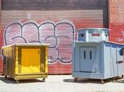 Upcycle ricovero senzatetto