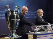 Alle 17,40 sorteggio gironi Uefa Champions League: seguiamolo Mediaset Italia Sport Plus Eurosport
