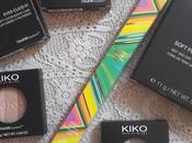 preferiti dell'estate KIKO: Fondotinta Soft Focus Compact, Infinity Trio Eyeshadow altro ancora...